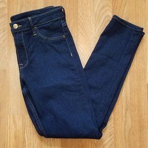 H&M | Dark Wash Skinny Jeans | SZ CA 28
